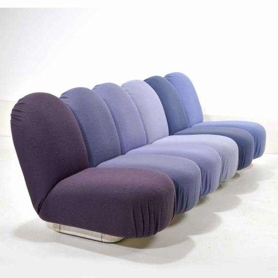 Blub Sofa By Pierre Paulin